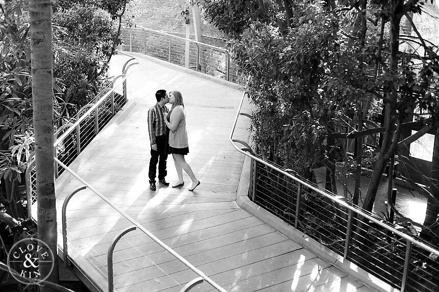 San Diego Zoo Engagement | Sarah & Brian