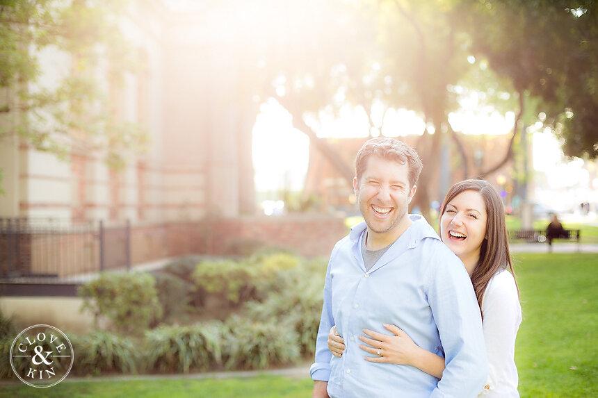 Pasadena Engagement | Kendra & Matt
