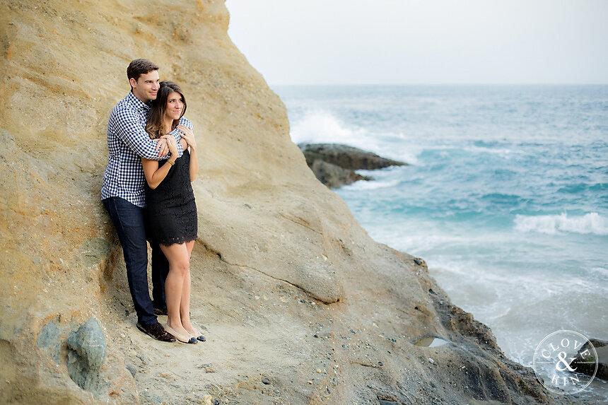 Laguna Beach Engagement | Kate and Nathan