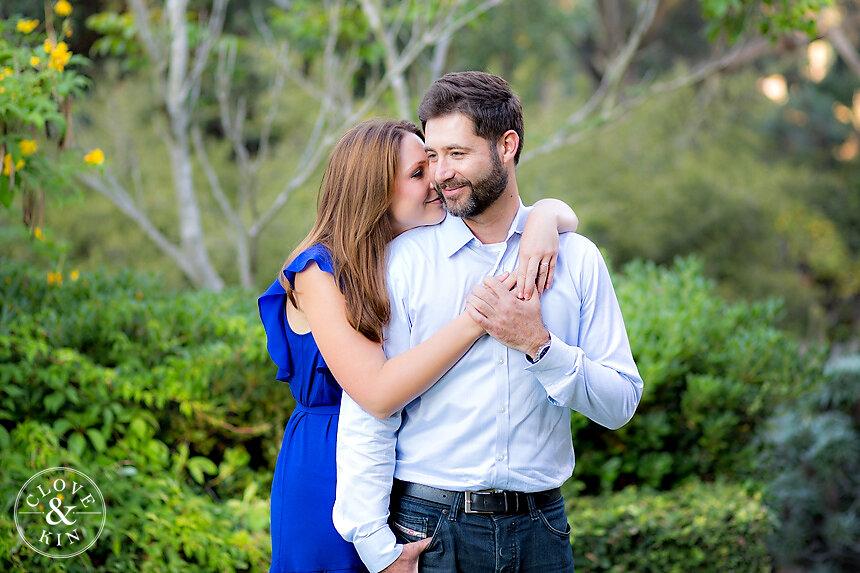 Balboa Park Engagement | Devon & Brian