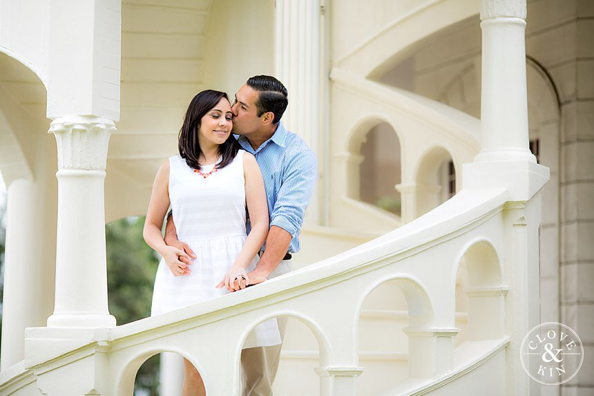 Point Loma Engagement | Mireya & Ryan