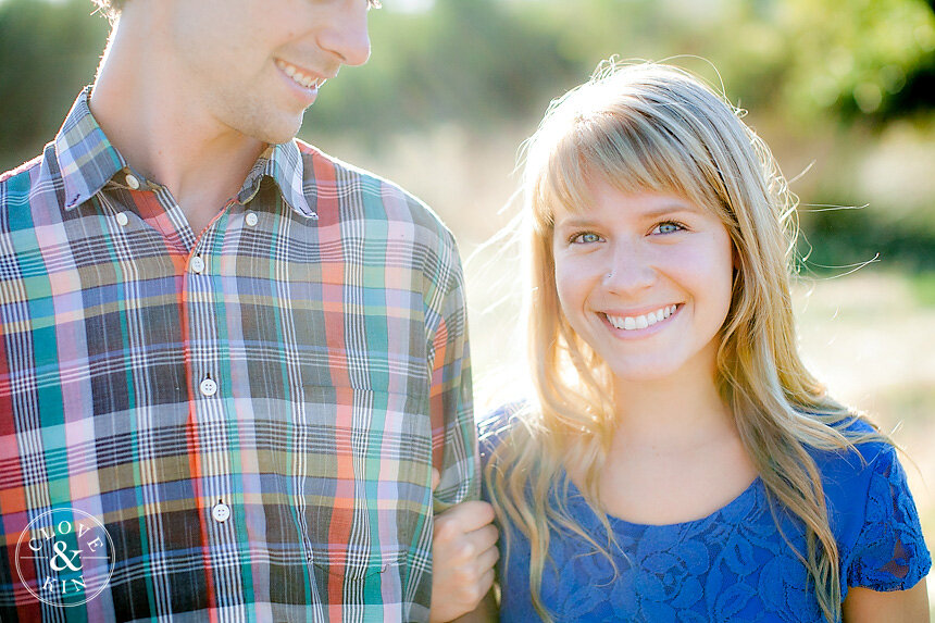 Rancho Santa Fe Engagement | Wes & Emi