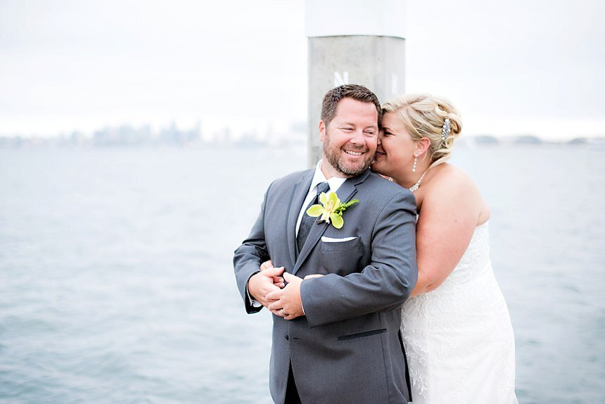 Bali Hai Wedding | Kristen & Patrick