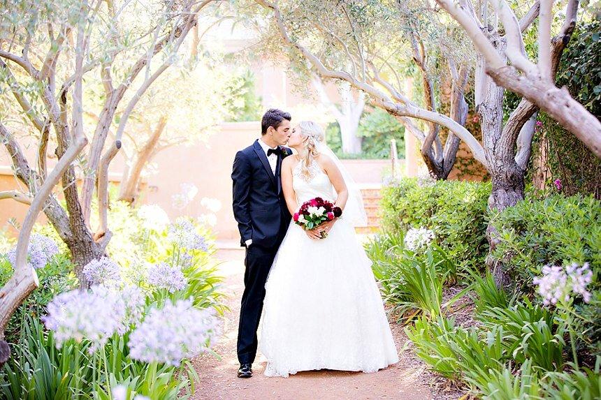 Rancho Valencia Wedding | Taylor & Raquel