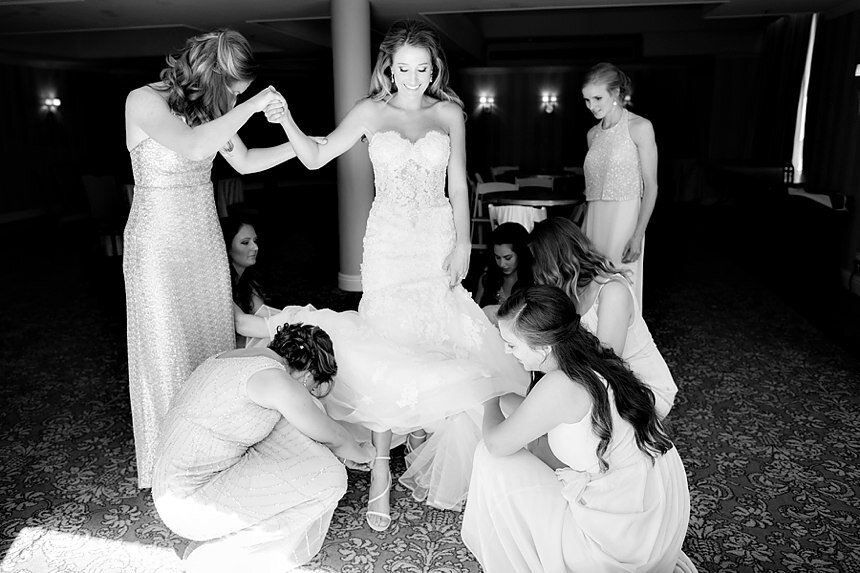 The Best of 2016 | Our Favorite Getting Ready Photos