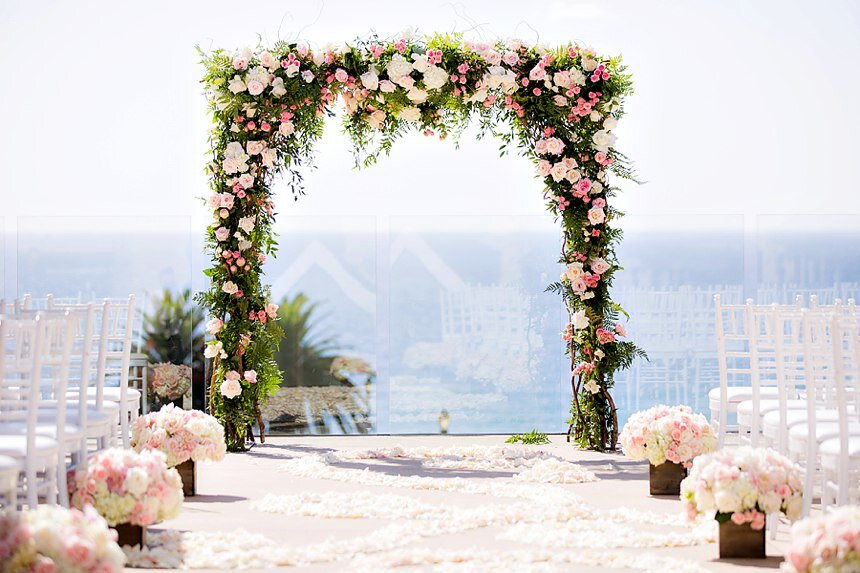 L'Auberge Del Mar Wedding | Katie & David