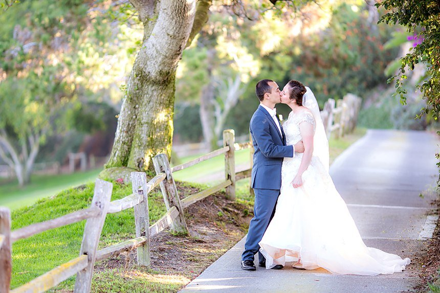 Lomas Santa Fe Country Club Wedding | Stella & Michael