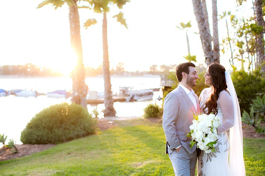 Paradise Point Wedding | Mandy & Anson