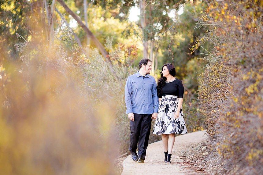 Presidio Park Engagement | Thomas & Sabrina