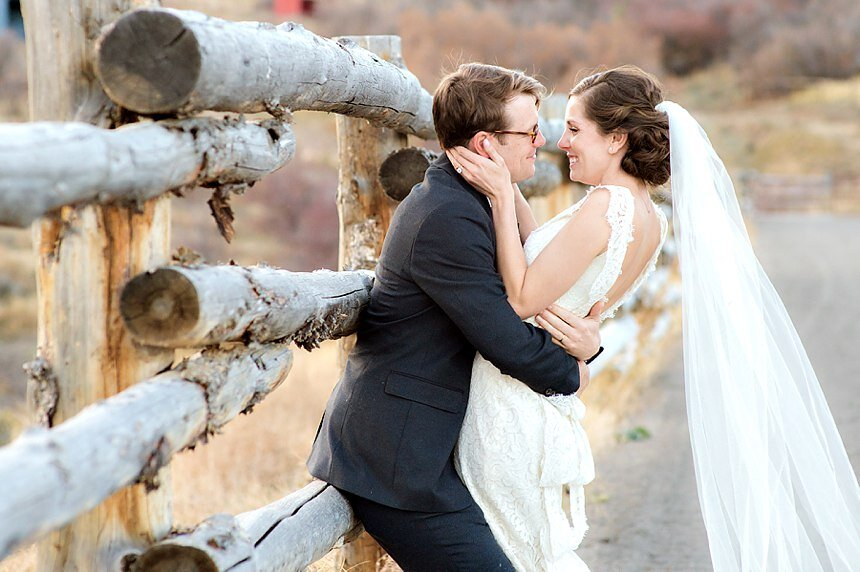 Blue Sky Ranch Wedding | Kate & Christian
