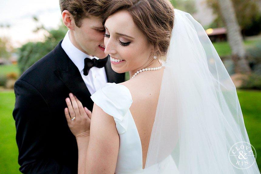 Palm Springs Wedding | David & Chanel