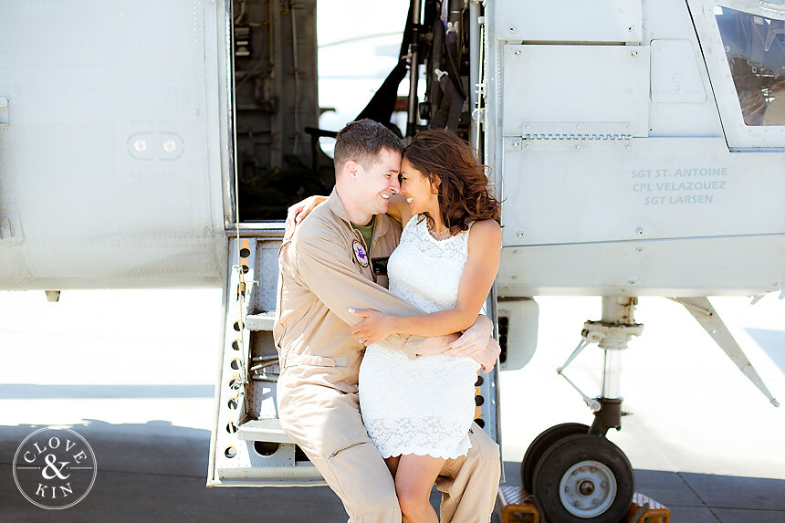 Marines Homecoming | Nicola & Kevin