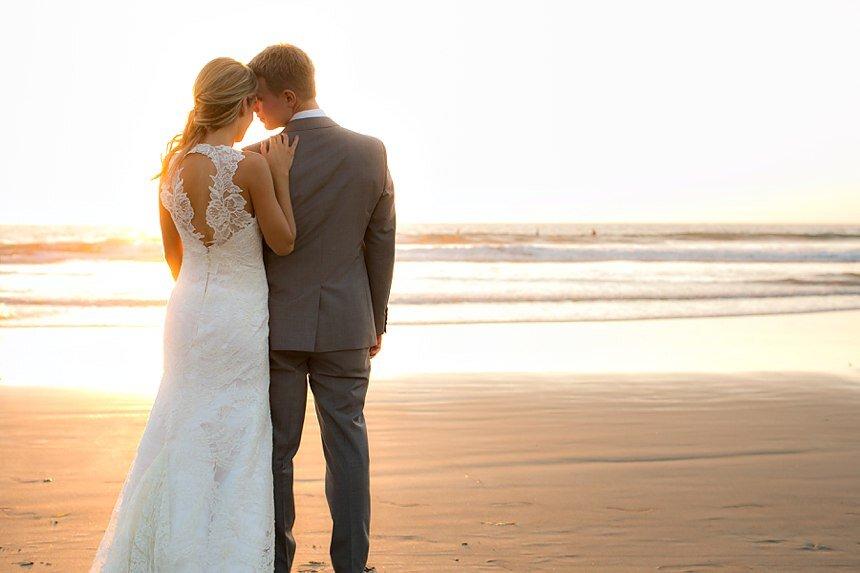 L'Auberge Del Mar Wedding | Marissa & Matt