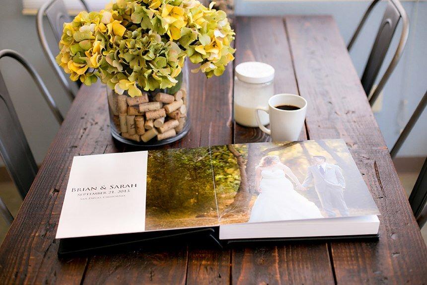Point Loma Wedding Album | Sarah & Brian