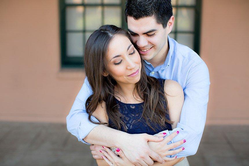 Liberty Station Engagement | Jenn & Paul