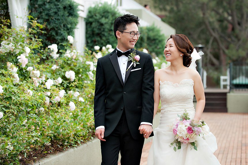 L'Auberge Del Mar Wedding | Booil & Jayoung