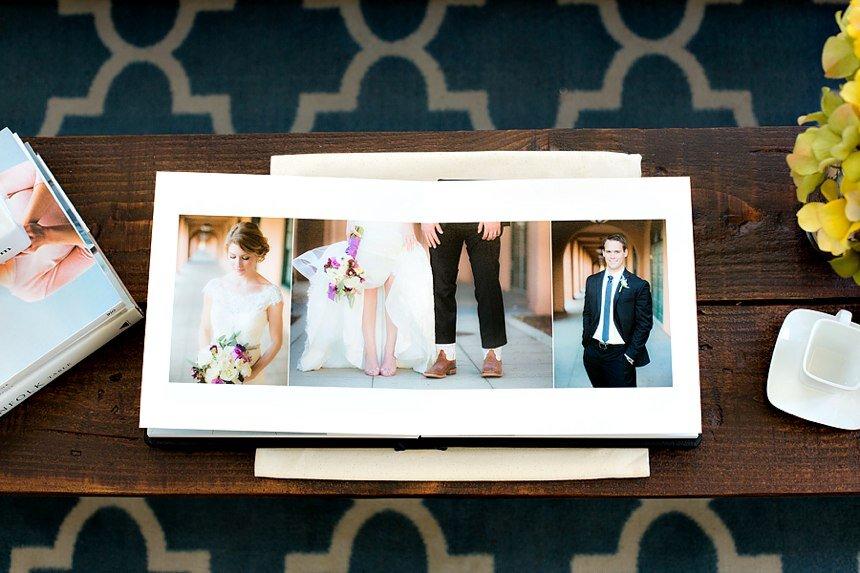The Thursday Club Wedding Album | Sarah & Michael