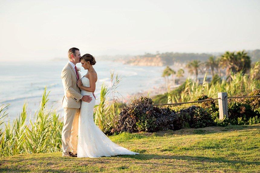 L'Auberge Del Mar Wedding | Ashlea & Bill