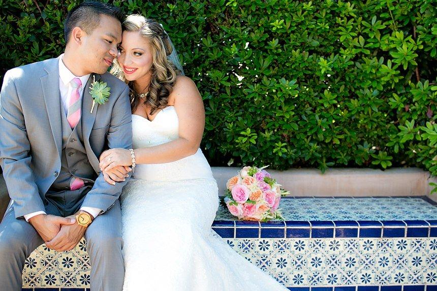 Rancho Valencia Wedding | Holly & Brian