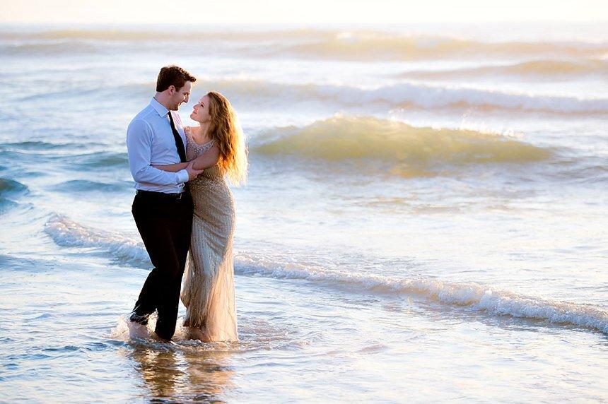 Del Mar Engagement | Katie & David
