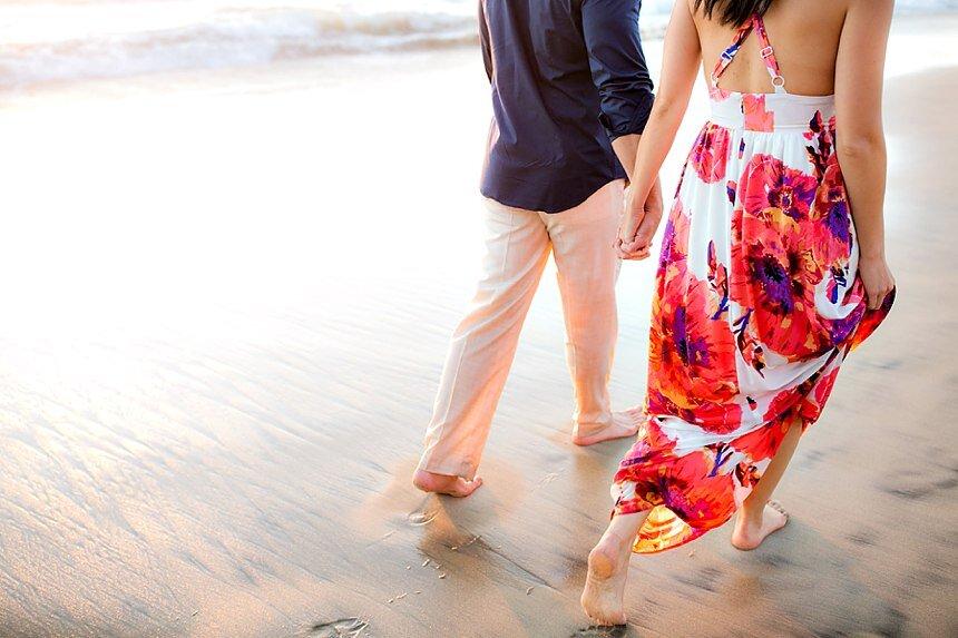Torrey Pines Engagement | Stephanie & Amir