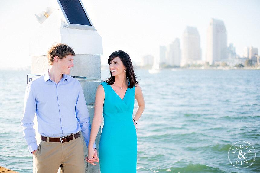 Coronado Engagement | Kelly & Mike