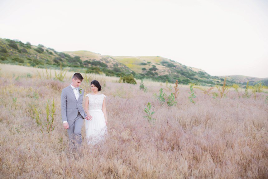 Bommer Canyon Wedding | Andrew & Stephanie