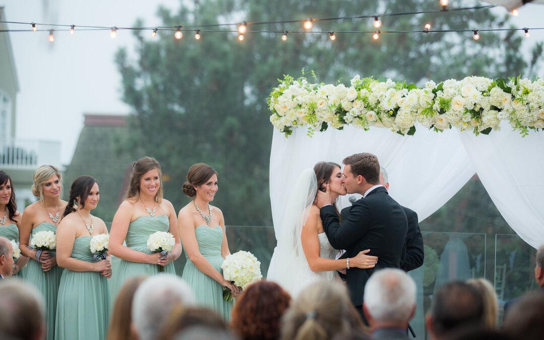 Featured: Brides.com | L'Auberge Del Mar Wedding