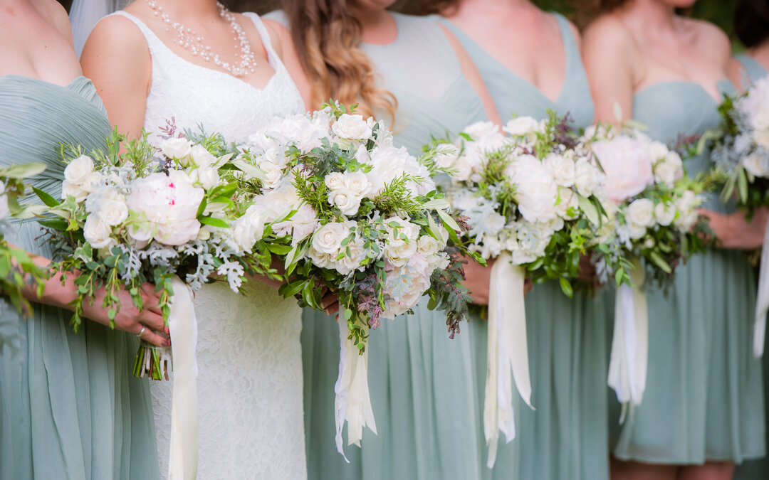 Gorgeous Bridesmaid Dresses for Your Garden Wedding