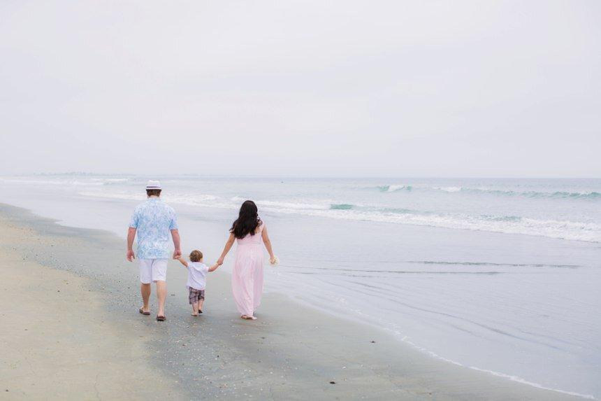 Coronado Beach Vow Renewal | Kirk & Sherry