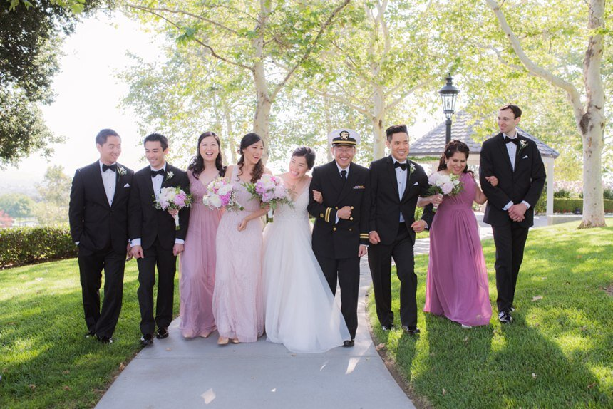 Summit House Wedding | Katie & Kinbo
