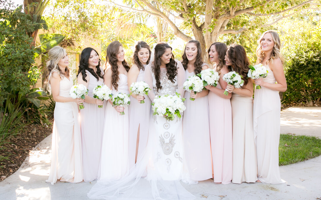 Featured: MODwedding | Paradise Point Wedding