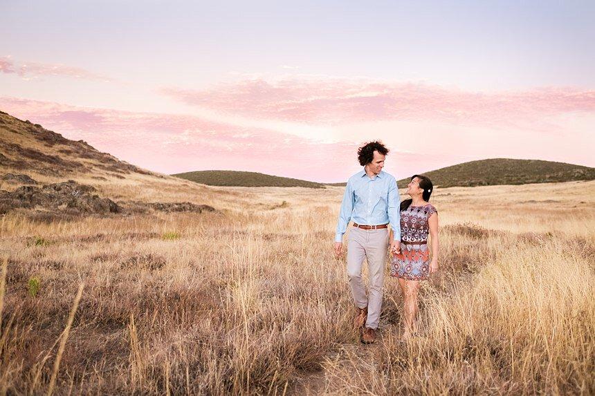 Sunrise Highway Engagement | Doris & Jon