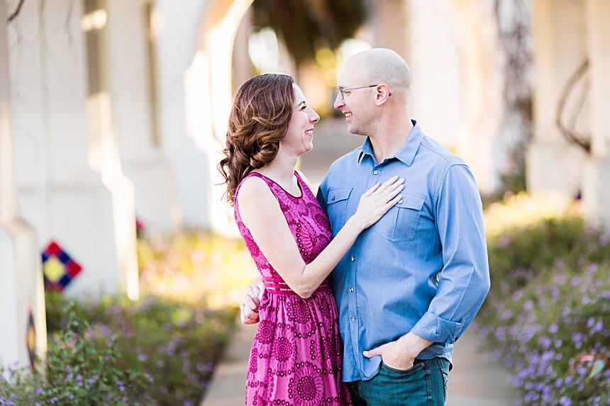 Presidio Park Engagement | Corey & Jen