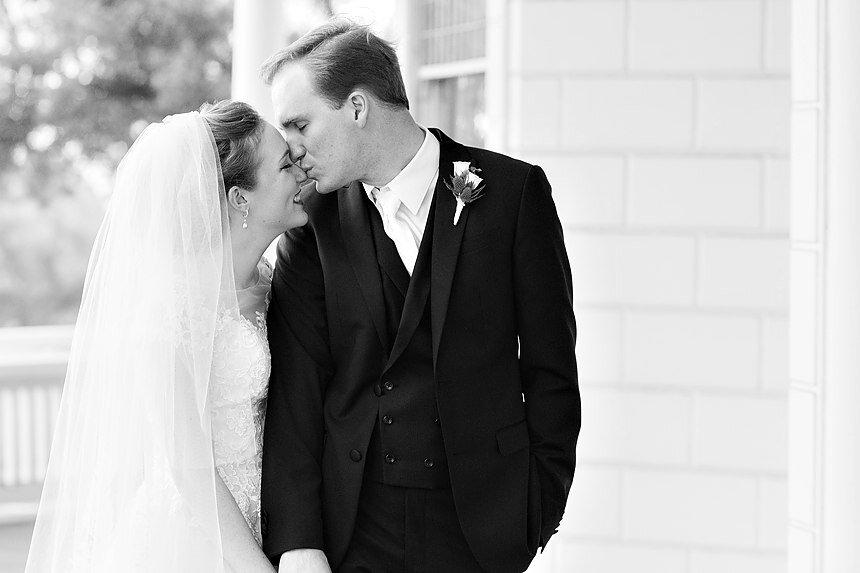 The Thursday Club Wedding | Eric & Hannah