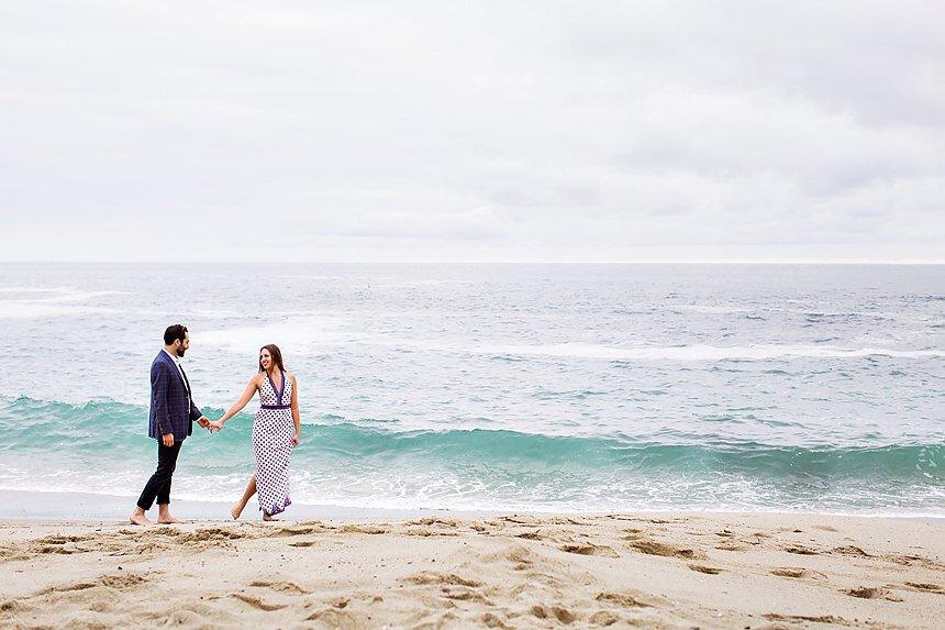 Laguna Beach Engagement | Steven & Rose
