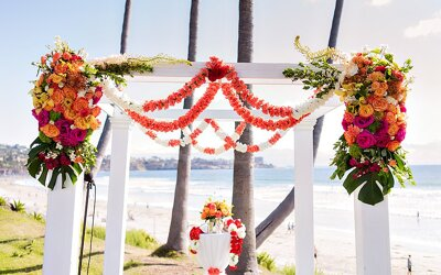 Scripps Seaside Forum Wedding | Nithan & Tyler
