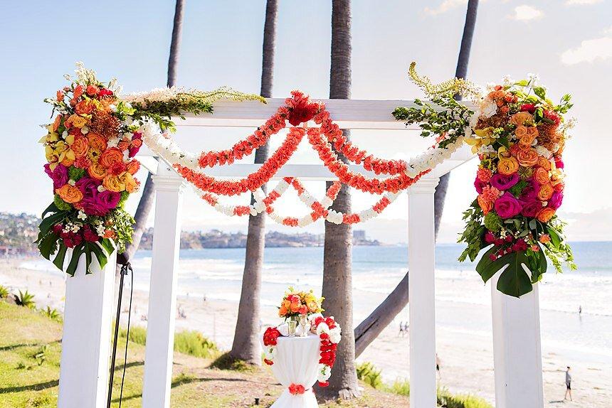 Scripps Seaside Forum Wedding | Nithan & Tyler