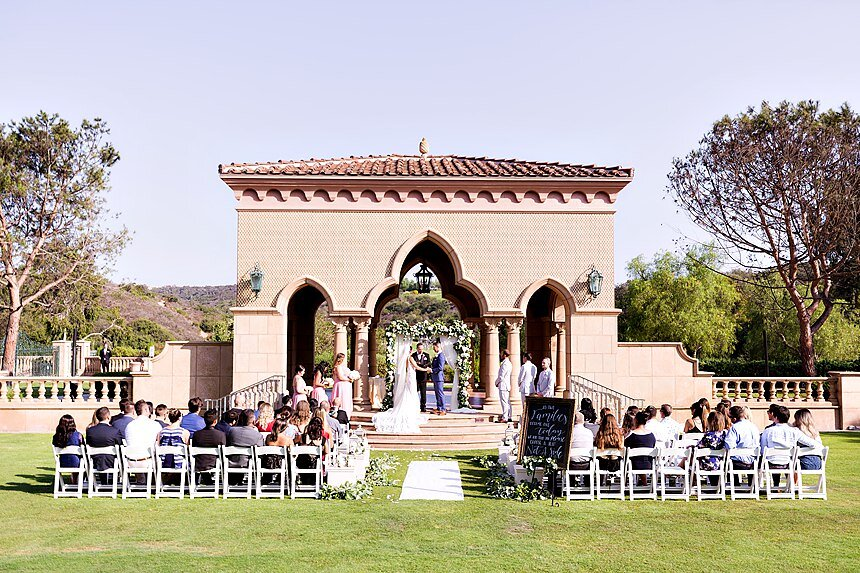 Grand Del Mar Wedding | Dustin & Elizabeth