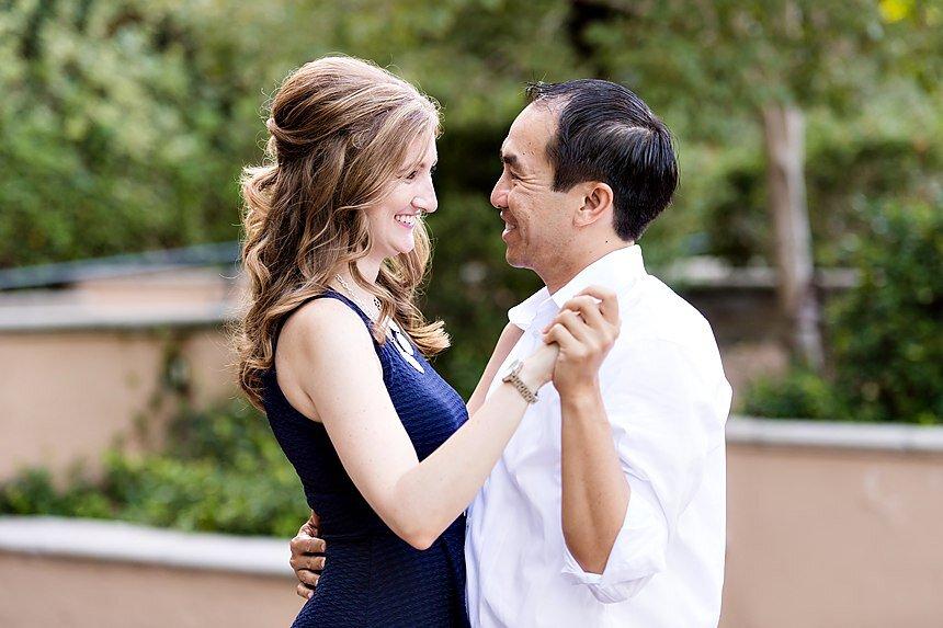 Balboa Park Engagement | Rey & Charissa