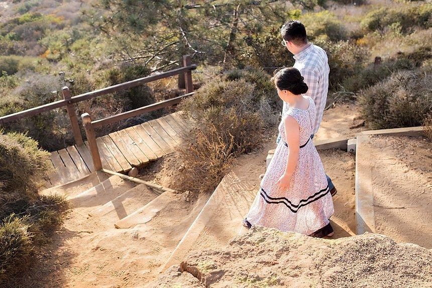 Torrey Pines Engagement | Juan & Flora