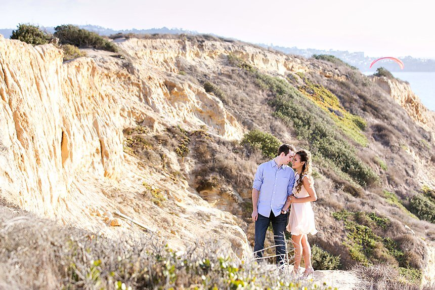 La Jolla Engagement | Matthew & Kimberly