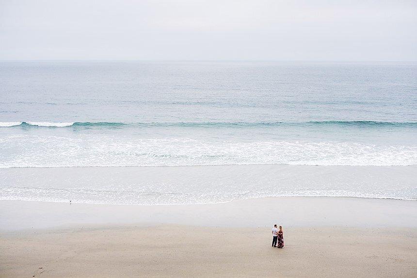 Torrey Pines Engagement | Alex & Adrienne