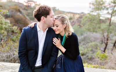 Torrey Pines Engagement | Christian & Lindsey