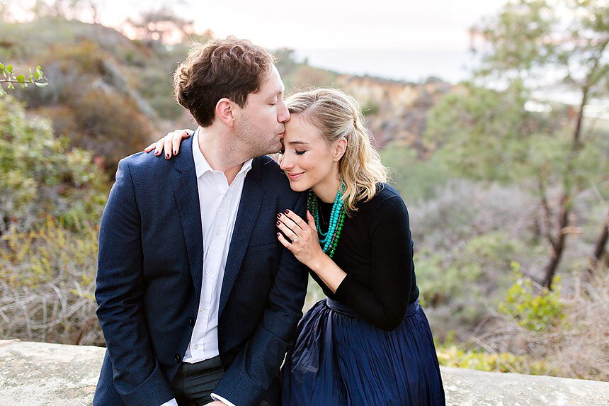 Torrey Pines Engagement   Christian & Lindsey