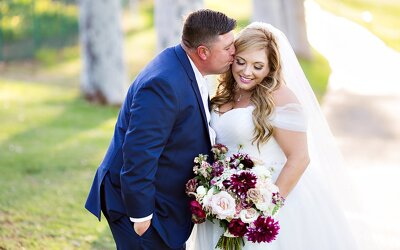 Lomas Santa Fe Country Club Wedding | Matthew & Stephanie