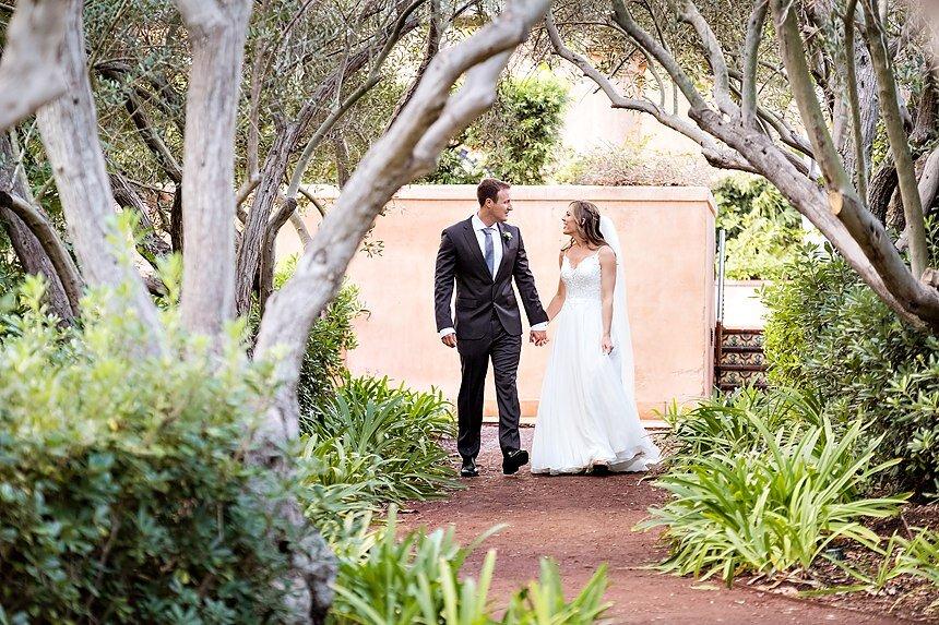 Rancho Valencia Wedding | Gabe & Siobhan