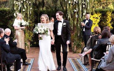 Rancho Valencia Wedding   Christian & Lindsey