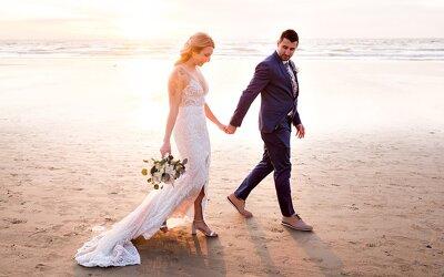 Scripps Seaside Forum Wedding | Nate & Carly