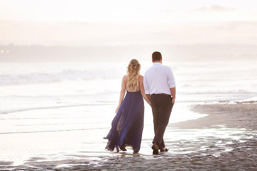 Hotel Del Coronado Engagement | Joe & Stacey